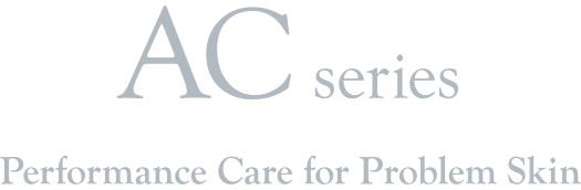 AC series Performance Care for Problem Skin