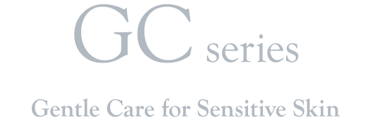 GC series Gentle Care for Sensitive Skin