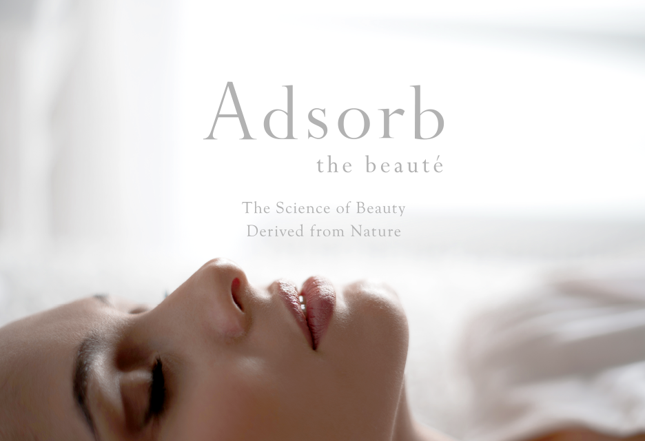 Adsorb the beaute