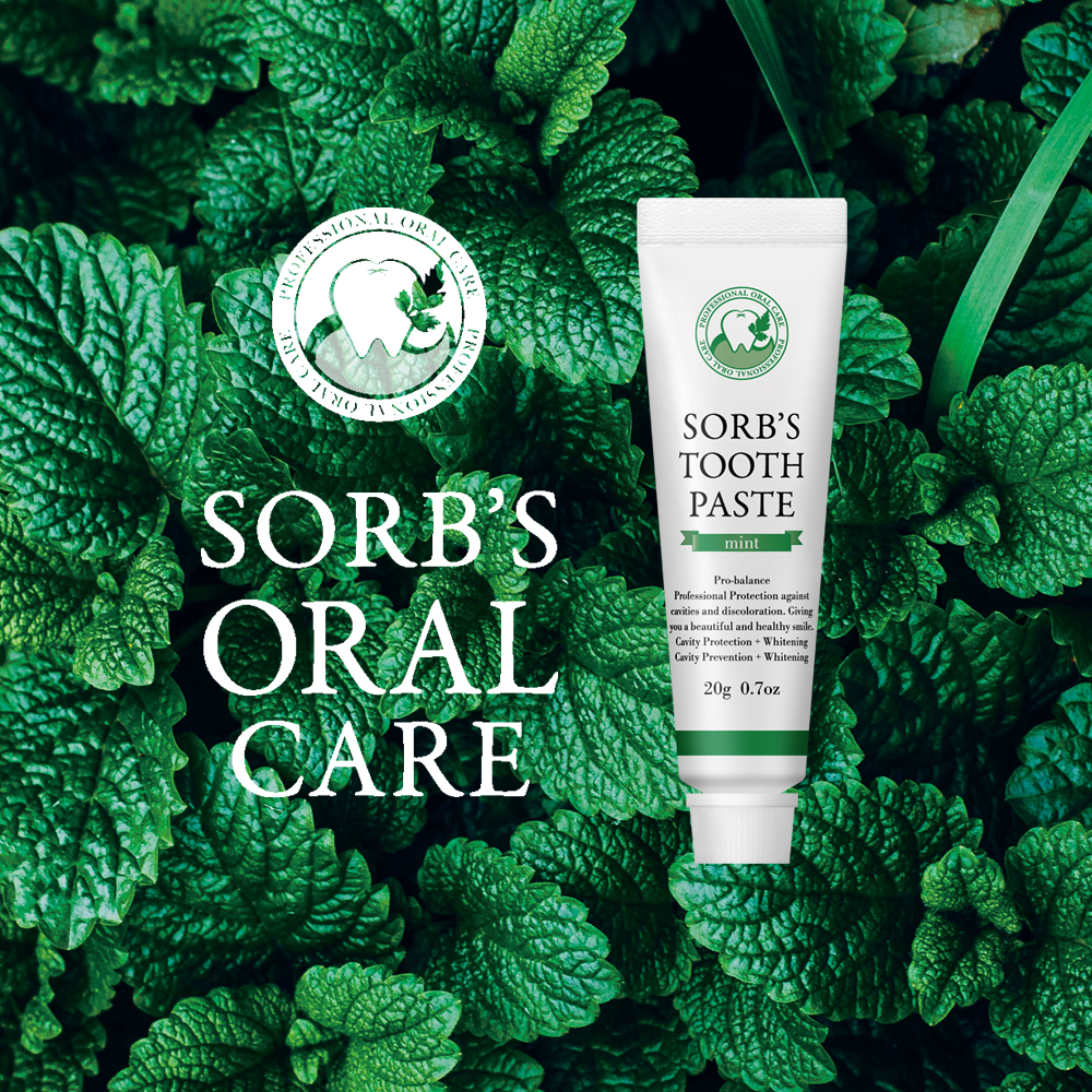 SORB'S TOOTH PASTE 20g
