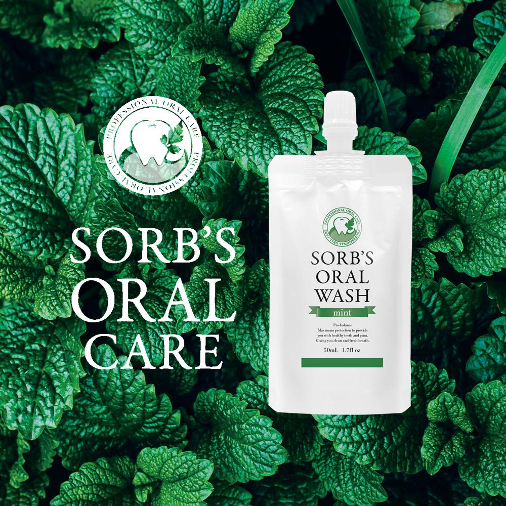 SORB'S ORAL WASH 50mL